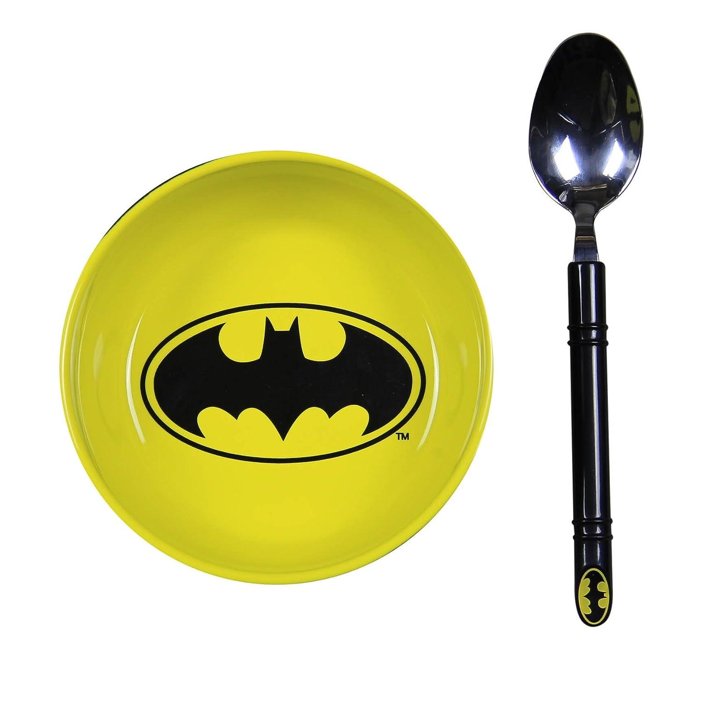 DC Comics Batman Breakfast Set Paladone PP3367DC Accessory Consumer Accessories