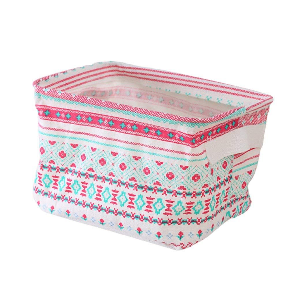 16 13 cm Box spielzeugkiste Gro/ß Faltbare Kinder Aufbewahrungskiste Kinderzimmer W/äschek/örbe Aufbewahrungsboxen Organizer Korb Spielzeugkiste mit Henkel Kleidung Sortierbox 20