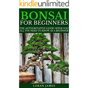 BONSAI FOR BEGINNERS: The Authoritative GUIDE offer you all you need to know as a beginner