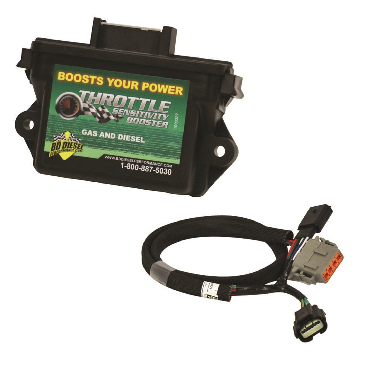 Bd Diesel 1057732 Throttle Sensitivity Booster Automotive 01 Ford F650 Wiring