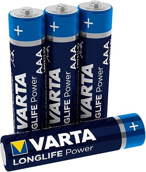 80 x Batterien Varta Longlife Power HighEnergy AAA Micro LR3 10 Jahre NEU