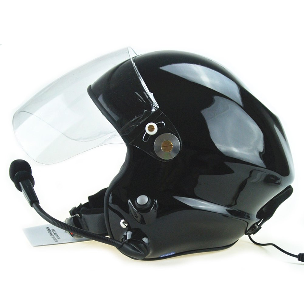 MLTS Paramotor Helmet High Noise Cancle PPG Helmet Withdouble PPT Control