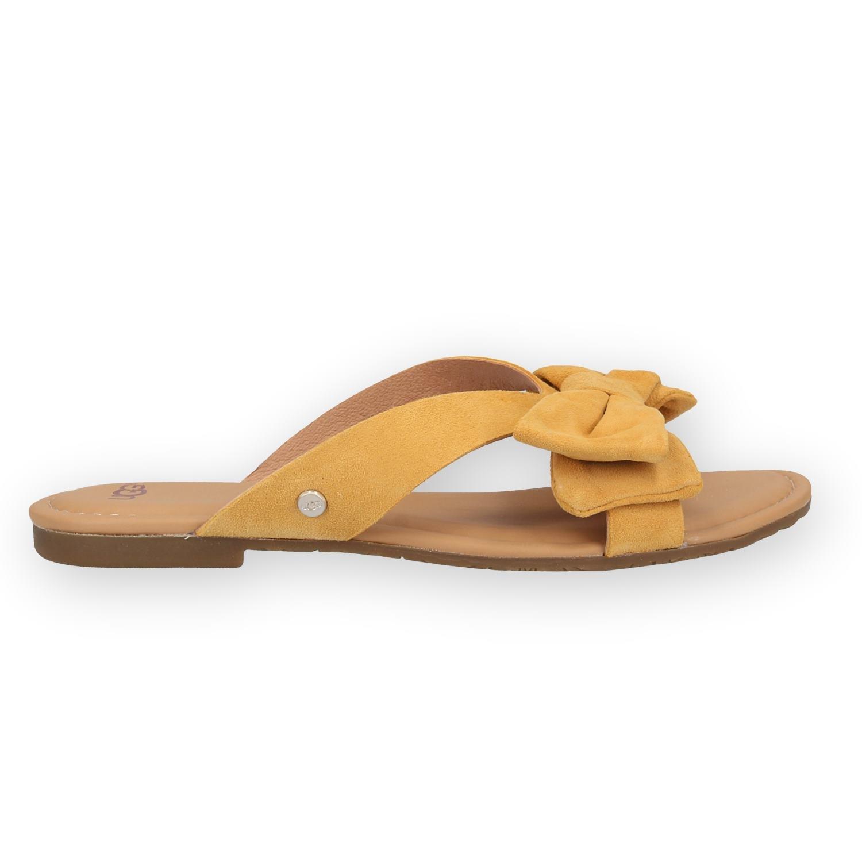 Sandale Ugg 1019968-SNF Fonda 40 Jaune 3SrdU