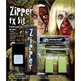 Zipper Face - Haut Reißverschluss