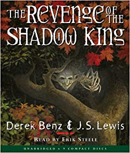 Grey Griffins #1: Revenge of the Shadow King - Audio ... - photo#8