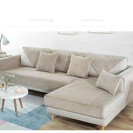 Lu Impermeable Reversible Acolchado sofá Cubre sillón sofá ...