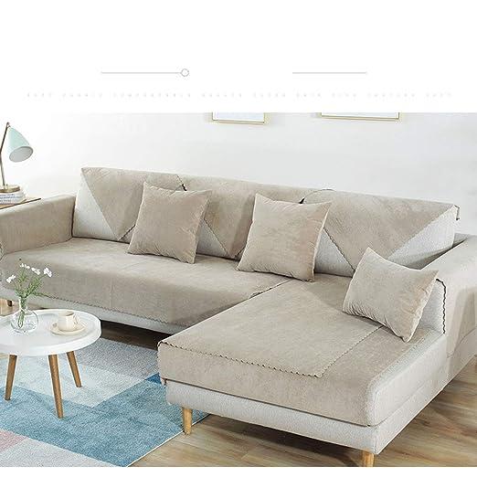 Lu Impermeable Reversible Acolchado sofá Cubre sillón sofá Fundas ...