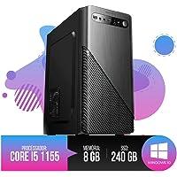 PC Intel Core i5, 8GB RAM DDR3, HD SSD 240GB Super Oferta!