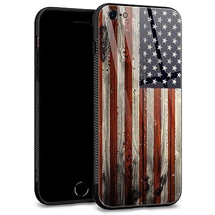 Amazon.com: Funda para iPhone 6S, iPhone 6, carcasa trasera ...