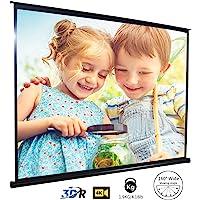 Ekran projektora zewnętrznego, ekran projektora HD, lekki i trwały wodoodporny odporny na zagniecenia, wyposażony w…