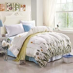 Amazon.com: Love Forever Multicolor Comforter Down