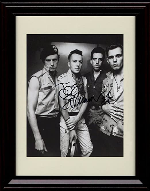 the Clash London Calling  Punk Rock Music Canvas Wall Art Picture Print ~ 9 Size