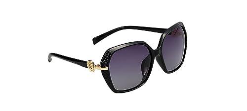 ZPFME Donne Occhiali Da Sole Polarizzati Protezione UV (UV400) Elegante Di Alta Qualità Retro Dispon...