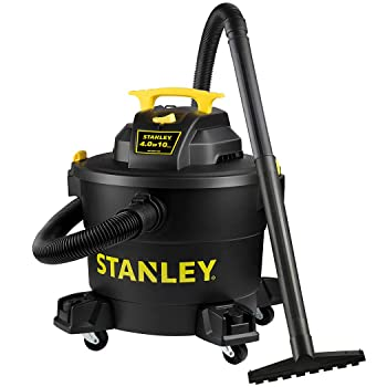 Stanley 10 Gallon 3-in-1 Wet, Dry, Blower Vacuum Cleaner