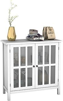 Amazon.com: Cypress Shop Console Table Sideboard Buffet ...