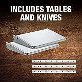 DEWALT 13-Inch Thickness Planer - Three Knife