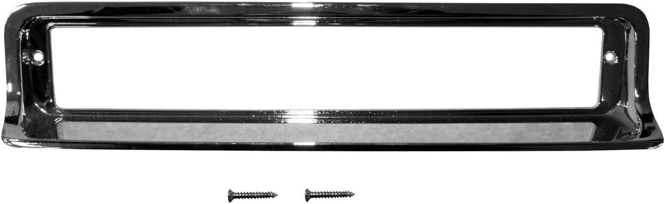 No variation Side Marker Light Bezel Multiple Manufactures GMK4462071821L Standard