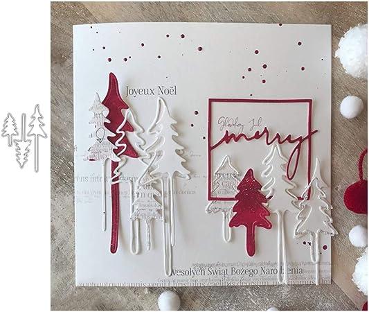 Christmas noel Metal cutting dies stencil scrapbooking embossing album diy gift#