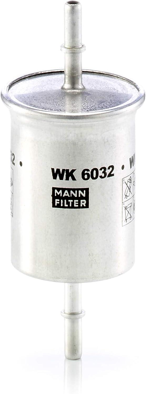 Original Mann Filter Kraftstofffilter Wk 6032 Für Pkw Auto