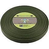 Country Brook Design 1-Inch Polypropylene Webbing, 100-Yard, Dark Olive Drab