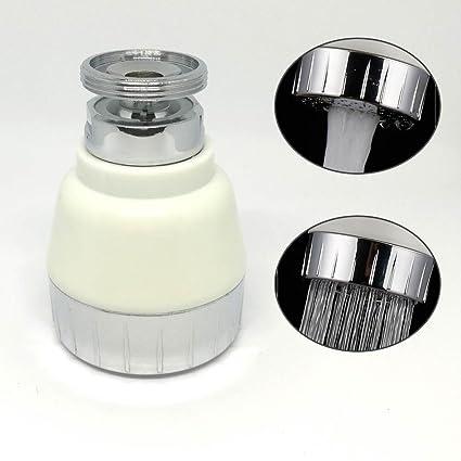 Avoice 360-Degree Swivel Dual-Spray function 2-Flow Kitchen Sink ...
