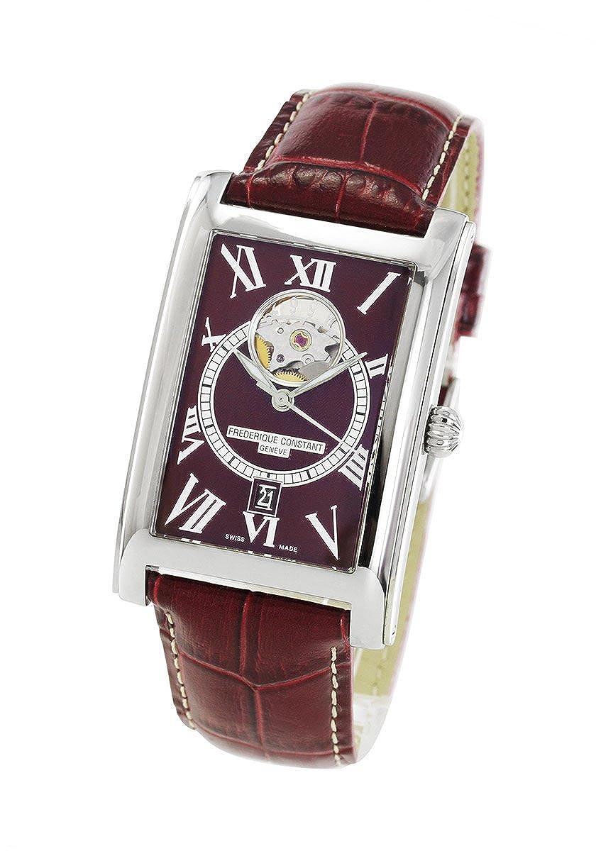 フレデリックコンスタント クラシック カレ ハートビート 世界限定600本 腕時計 メンズ FREDERIQUE CONSTANT 315BRG4C26[並行輸入品] B075TW2JH3