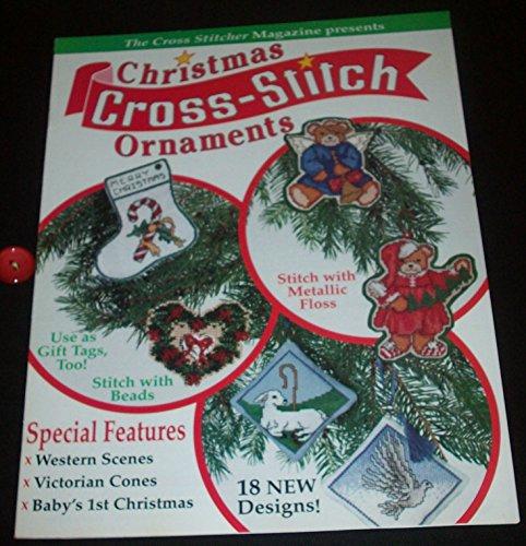 The Cross Stitcher Magazine presents Christmas Cross-Stitch Ornaments 1997