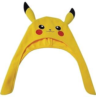 bioWorld Pokemon Charizard Laplander Fleece Cap Beanie with Ears Japan VideoGames 887439721450