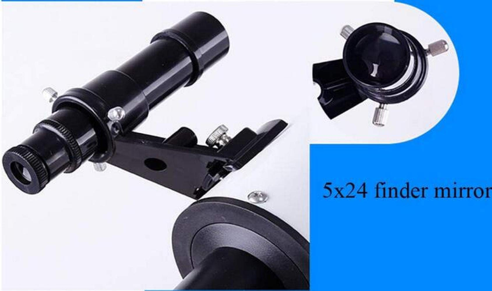 CTO Telescope Advanced Science Student Set Educational Discovery School with Tripod and Many Accessories,A,Telescope by CTO (Image #6)