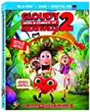 Cloudy with a Chance of Meatballs 2  [Blu-ray + DVD + UltraViolet Copy] (Bilingual)