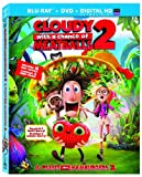 Cloudy with a Chance of Meatballs 2 ( Blu-ray )