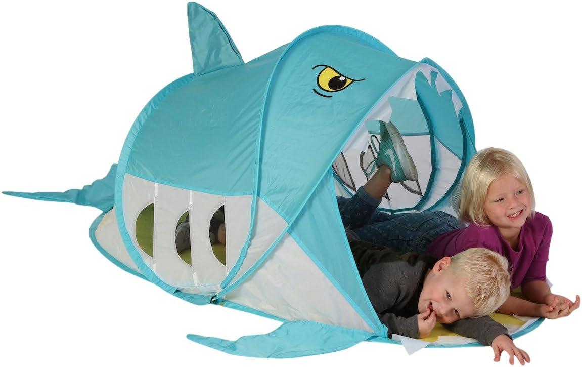 Kid's PopShark pop up Play Tent