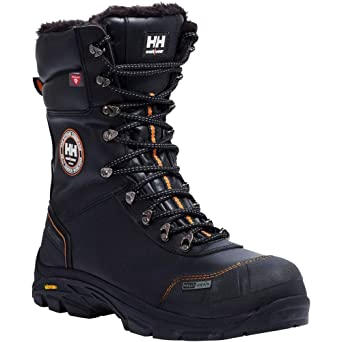 980c0a5fecfbd Helly Hansen Colour Winter Safety Boots S3 Chelsea Boot HT Insulated Lined  Rigger Boot Size,