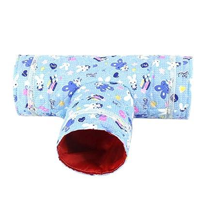 Cozywind Hámster Totoro - Cama de Navidad de Tres Canales, diseño de Conejo, Rata