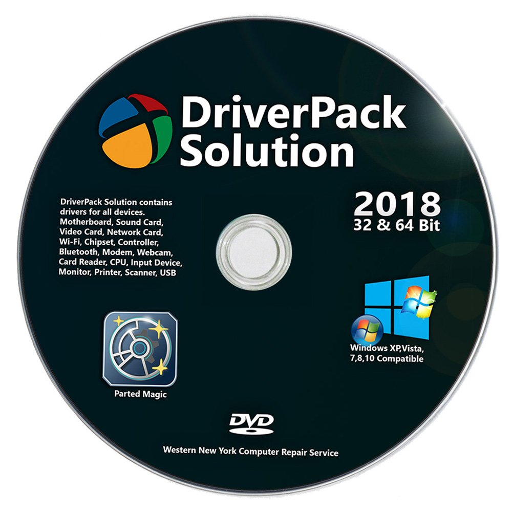 Universal Offline Automatic Complete Device Driver Install DVD For Windows 7, XP, 8, Vista, 8.1, Win 10 Supports HP Dell Toshiba Sony Acer Asus Lenovo Compaq IBM eMachines Gateway, by Western Computer by Western Computer Repair