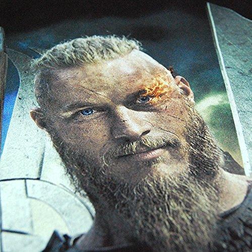 ee4ece38 Viking Shirts for Men - Men's Vikings TV Show Ragnar Lothbrok T ...