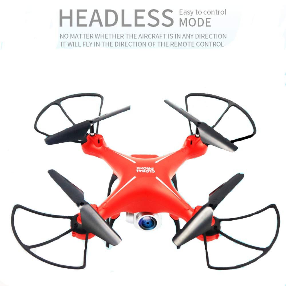 Fernbedienung Faltbare Drohne,Remote-Drohne mit Doppelkamera,Einstellbare 720P Hd Weitwinkelkamera,Live-Video Und Sofortige Wiedergabe,Ultra-lange Akkulaufzeit,Echtzeit-HD-Bilder unterstützen