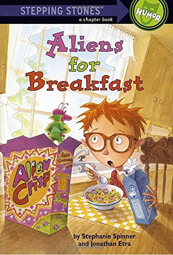 Aliens for Breakfast (A Stepping Stone Book(TM)) (Breakfast Nook Clearance)