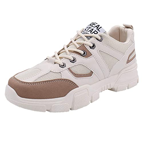 LHWY Zapatillas Mocasines de Deportes Moda Hombre con Cordones de Colores Mezclados Mocasines Zapatillas de Deporte Casuales Zapatos Deportivos: Amazon.es: ...