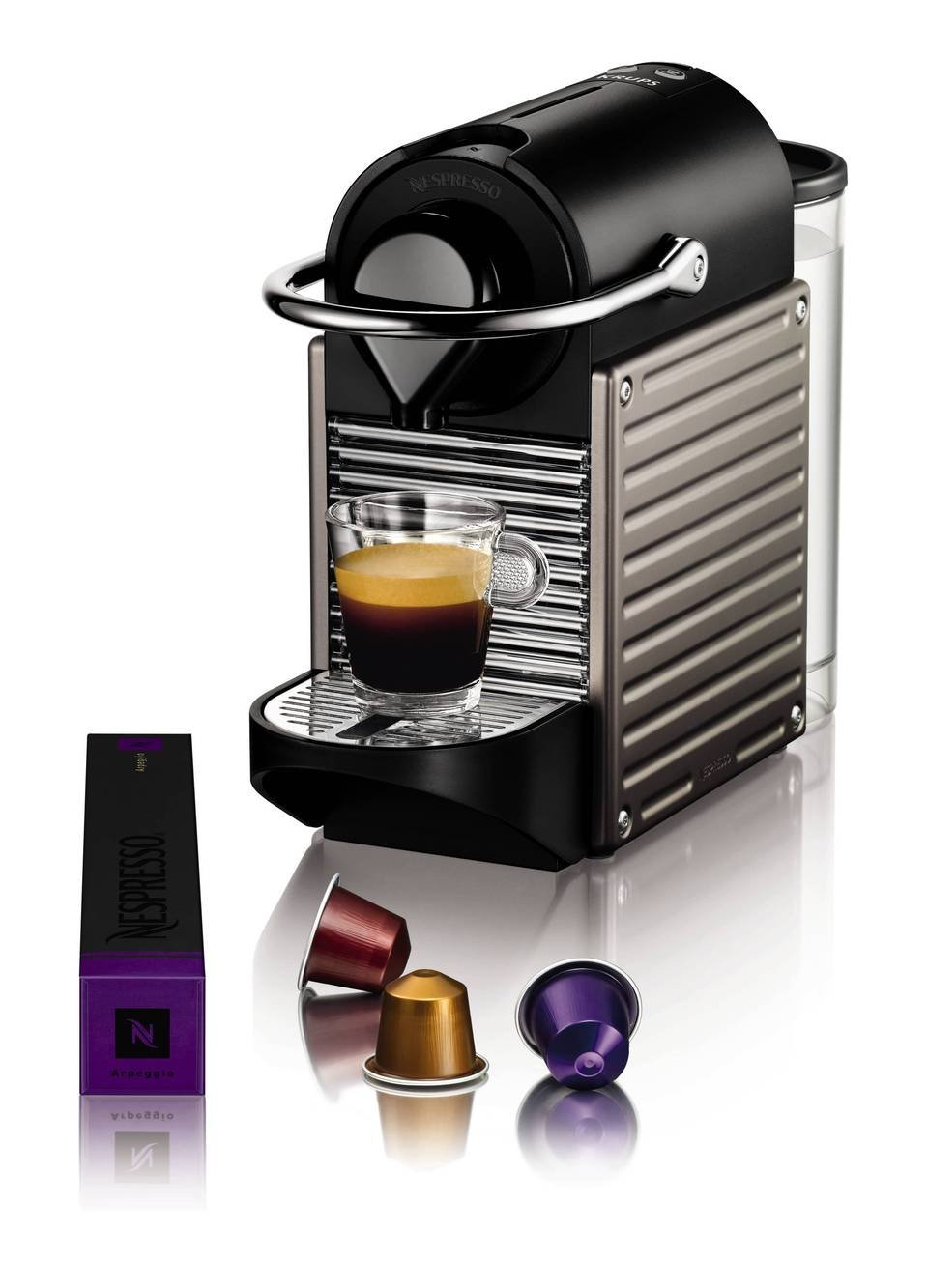 Nespresso Pixie Expresso Maker Review