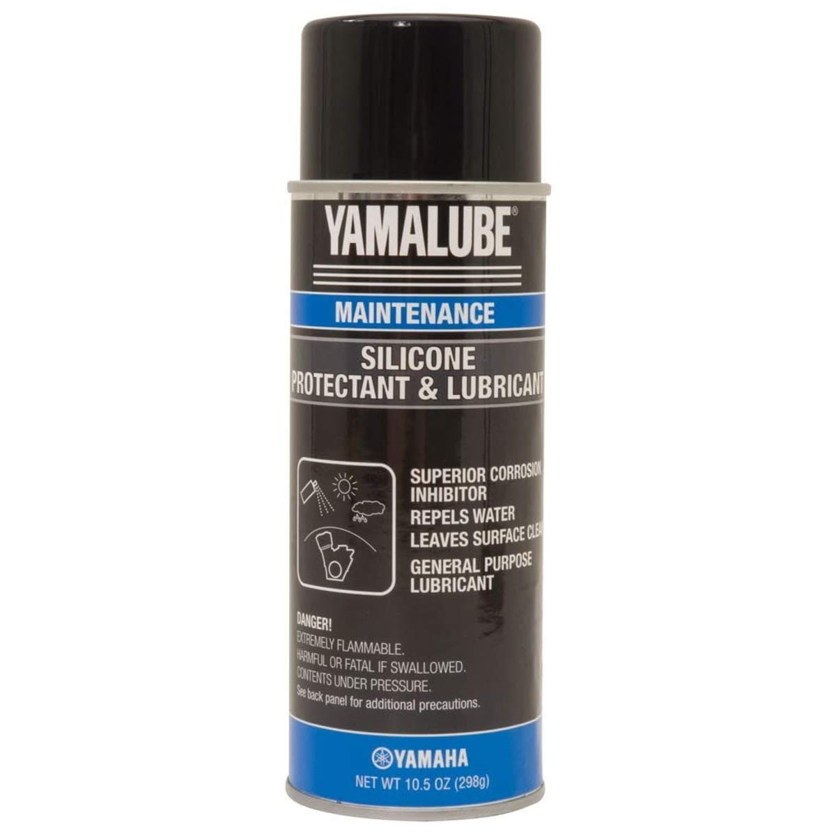 Yamaha ACC-SLCNS-PR-AY Silicone Spray Protectant & Lubricant