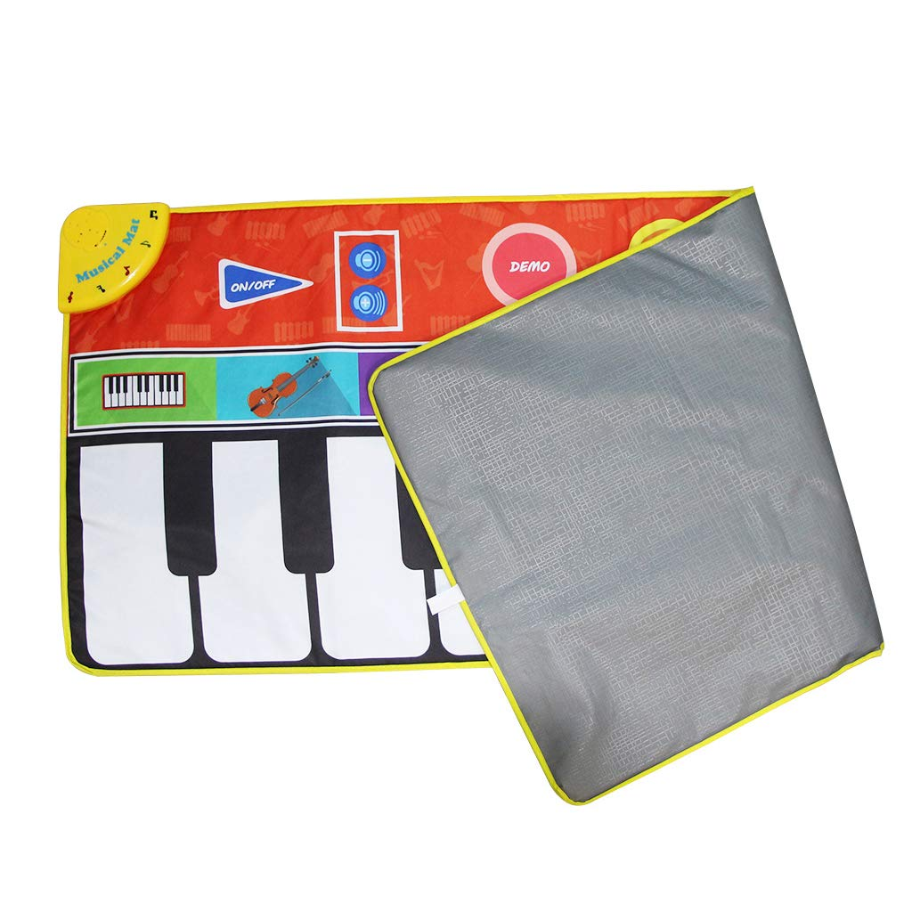 Toygogo Musical Music Piano Play Baby Mat Animal Educational Mat 148x60cm by Toygogo (Image #10)