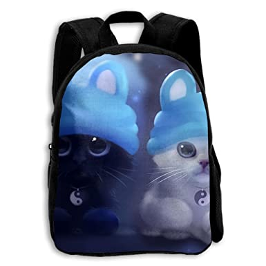 amazon com the children s asian cat cute kitten oriental backpack