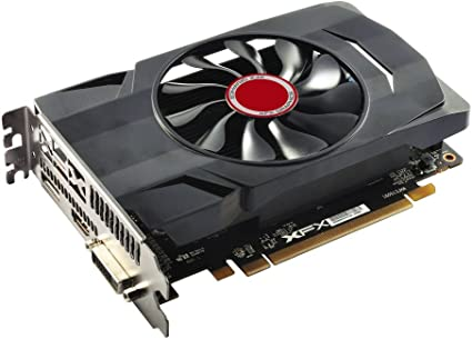 XFX AMD Radeon RX 550 4GB Core Edition RX-550P4SFG5