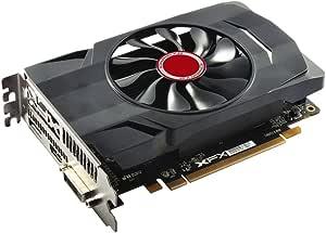 Amazon Com Xfx Amd Radeon Rx 550 4gb Core Edition Rx 550p4sfg5 Computers Accessories