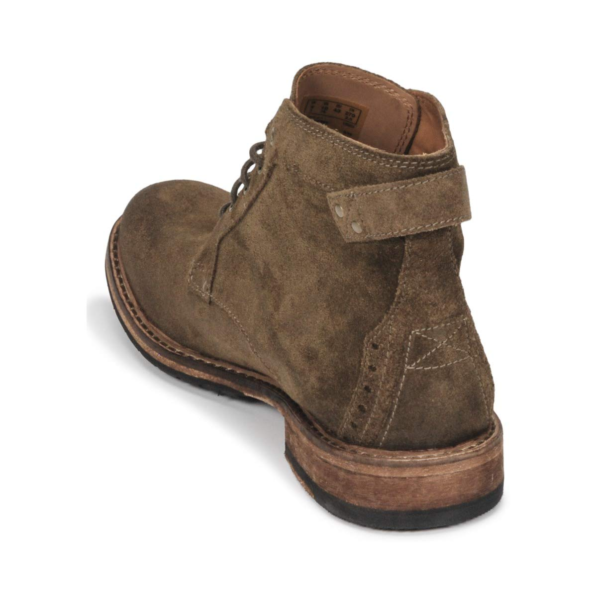 Durable Clarks Schuhe Herren Clarks Trigen Wing Braun