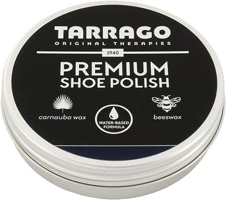 Tarrago | Premium Shoe Polish 50 ml | Betún en Pasta para Zapatos Premium | Para Reparar Cuero, Cuero Sintetico y Goma
