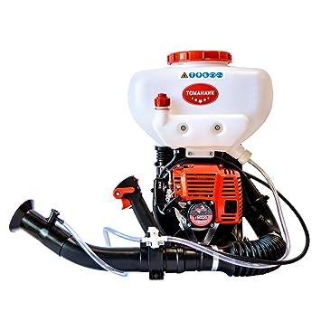 acff2b00dd3c 20 Liter Engine Backpack Sprayer   Duster   Mistblower Tomahawk Power - ZIKA  Protection  Amazon.co.uk  Garden   Outdoors