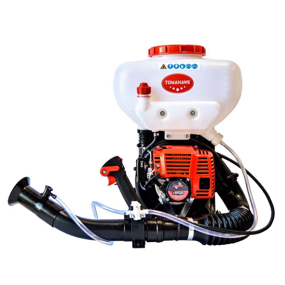 20 Liter Engine Backpack Sprayer / Duster / Mistblower Tomahawk Power - ZIKA Protection