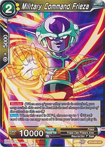 Dragonball Trading Cards BT1-089 Avging Frieza